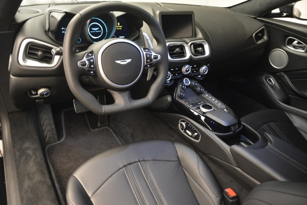 New 2019 Aston Martin Vantage Coupe for sale Sold at Rolls-Royce Motor Cars Greenwich in Greenwich CT 06830 13