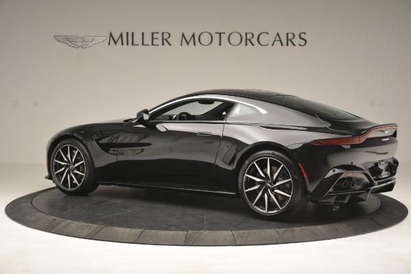 New 2019 Aston Martin Vantage Coupe for sale Sold at Rolls-Royce Motor Cars Greenwich in Greenwich CT 06830 4