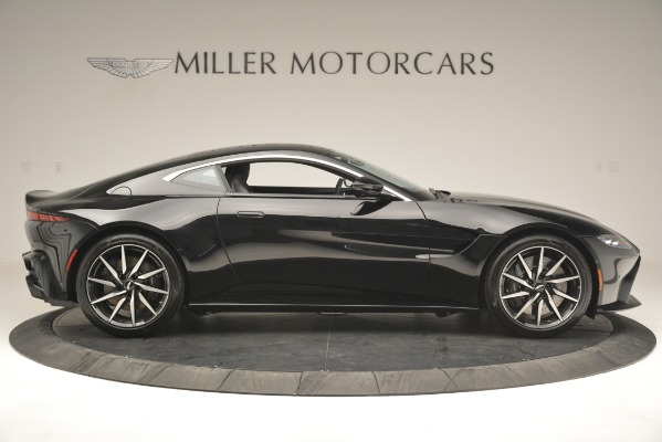 New 2019 Aston Martin Vantage Coupe for sale Sold at Rolls-Royce Motor Cars Greenwich in Greenwich CT 06830 9