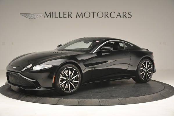 New 2019 Aston Martin Vantage Coupe for sale Sold at Rolls-Royce Motor Cars Greenwich in Greenwich CT 06830 1