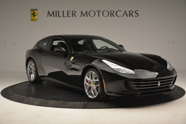 Used 2018 Ferrari GTC4Lusso T for sale Sold at Rolls-Royce Motor Cars Greenwich in Greenwich CT 06830 11