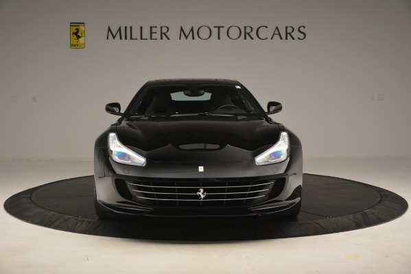 Used 2018 Ferrari GTC4Lusso T for sale Sold at Rolls-Royce Motor Cars Greenwich in Greenwich CT 06830 12