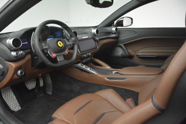 Used 2018 Ferrari GTC4Lusso T for sale Sold at Rolls-Royce Motor Cars Greenwich in Greenwich CT 06830 13