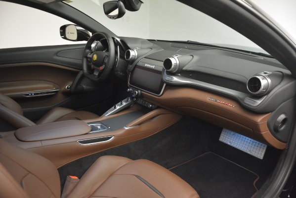 Used 2018 Ferrari GTC4Lusso T for sale Sold at Rolls-Royce Motor Cars Greenwich in Greenwich CT 06830 18