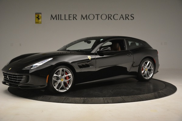 Used 2018 Ferrari GTC4Lusso T for sale Sold at Rolls-Royce Motor Cars Greenwich in Greenwich CT 06830 2