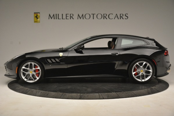 Used 2018 Ferrari GTC4Lusso T for sale Sold at Rolls-Royce Motor Cars Greenwich in Greenwich CT 06830 3