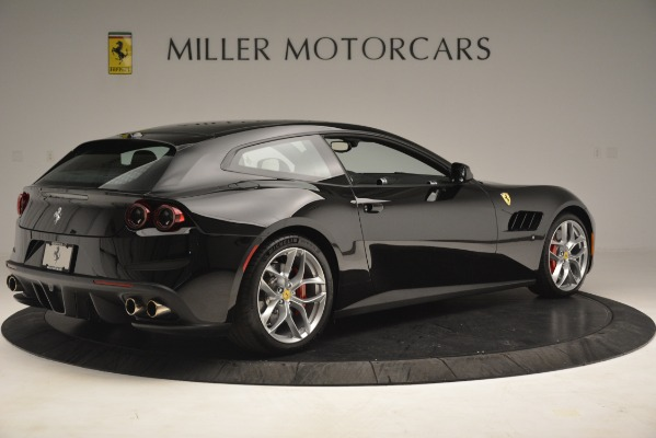 Used 2018 Ferrari GTC4Lusso T for sale Sold at Rolls-Royce Motor Cars Greenwich in Greenwich CT 06830 8