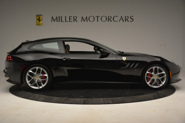 Used 2018 Ferrari GTC4Lusso T for sale Sold at Rolls-Royce Motor Cars Greenwich in Greenwich CT 06830 9