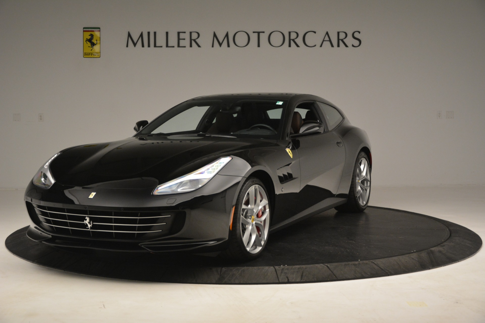Used 2018 Ferrari GTC4Lusso T for sale Sold at Rolls-Royce Motor Cars Greenwich in Greenwich CT 06830 1