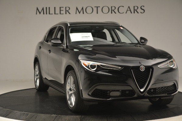 New 2019 Alfa Romeo Stelvio Ti Q4 for sale Sold at Rolls-Royce Motor Cars Greenwich in Greenwich CT 06830 11