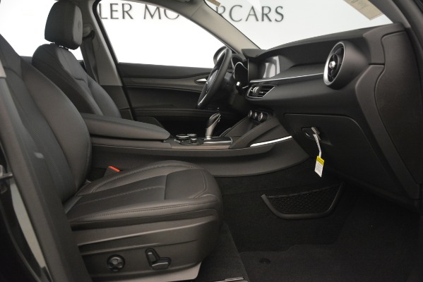 New 2019 Alfa Romeo Stelvio Ti Q4 for sale Sold at Rolls-Royce Motor Cars Greenwich in Greenwich CT 06830 22