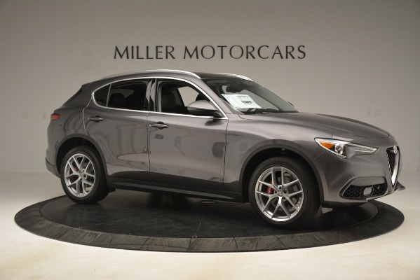 New 2019 Alfa Romeo Stelvio Ti Lusso Q4 for sale Sold at Rolls-Royce Motor Cars Greenwich in Greenwich CT 06830 10