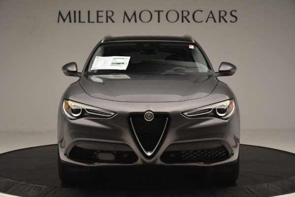 New 2019 Alfa Romeo Stelvio Ti Lusso Q4 for sale Sold at Rolls-Royce Motor Cars Greenwich in Greenwich CT 06830 12