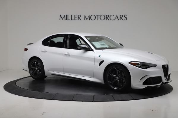 New 2019 Alfa Romeo Giulia Quadrifoglio for sale Sold at Rolls-Royce Motor Cars Greenwich in Greenwich CT 06830 10