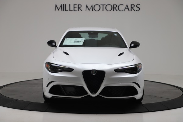 New 2019 Alfa Romeo Giulia Quadrifoglio for sale Sold at Rolls-Royce Motor Cars Greenwich in Greenwich CT 06830 12