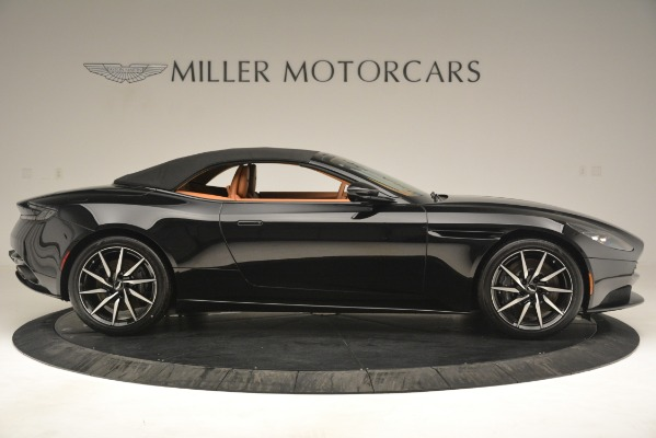 New 2019 Aston Martin DB11 V8 Convertible for sale Sold at Rolls-Royce Motor Cars Greenwich in Greenwich CT 06830 17