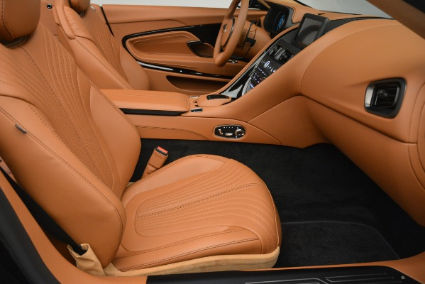 New 2019 Aston Martin DB11 V8 Convertible for sale Sold at Rolls-Royce Motor Cars Greenwich in Greenwich CT 06830 25