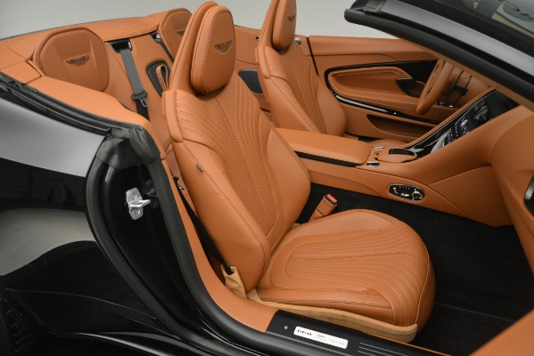 New 2019 Aston Martin DB11 V8 Convertible for sale Sold at Rolls-Royce Motor Cars Greenwich in Greenwich CT 06830 26