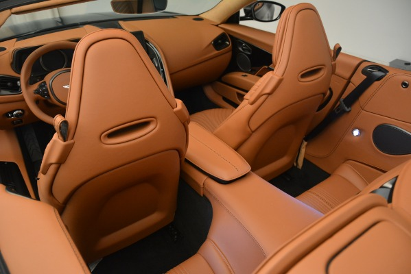 New 2019 Aston Martin DB11 V8 Convertible for sale Sold at Rolls-Royce Motor Cars Greenwich in Greenwich CT 06830 28