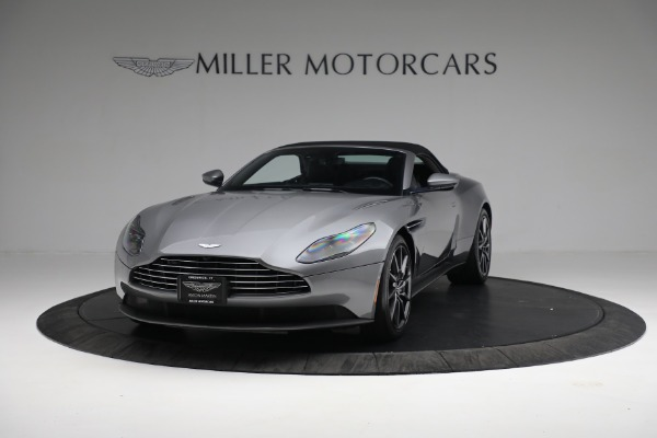 New 2019 Aston Martin DB11 V8 Convertible for sale Sold at Rolls-Royce Motor Cars Greenwich in Greenwich CT 06830 12