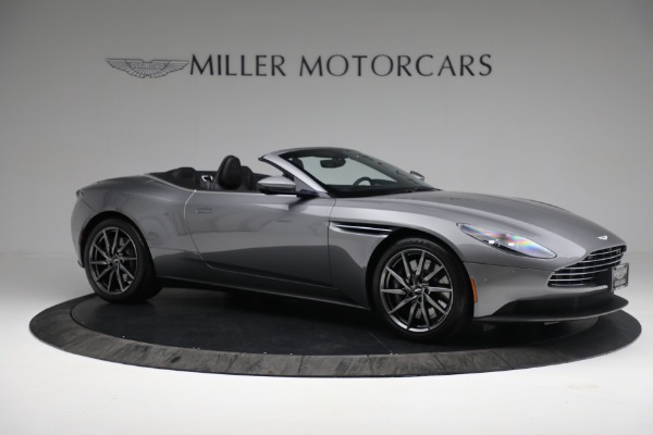 New 2019 Aston Martin DB11 V8 Convertible for sale Sold at Rolls-Royce Motor Cars Greenwich in Greenwich CT 06830 9
