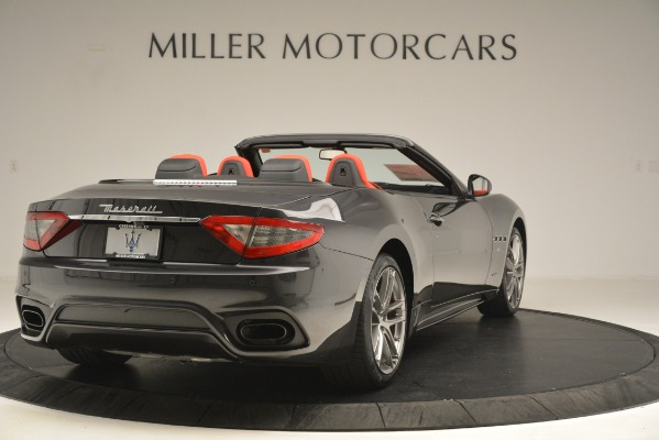 New 2018 Maserati GranTurismo Sport Convertible for sale Sold at Rolls-Royce Motor Cars Greenwich in Greenwich CT 06830 13