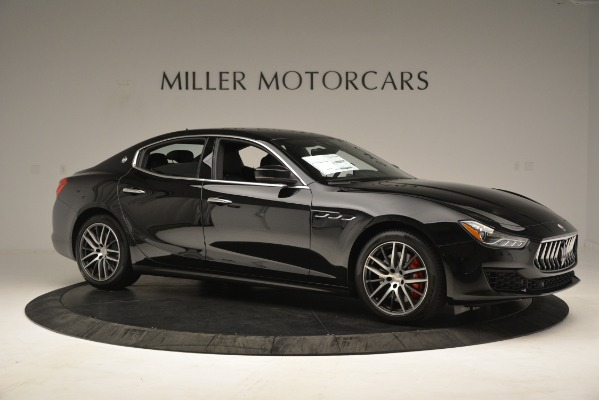 New 2019 Maserati Ghibli S Q4 for sale Sold at Rolls-Royce Motor Cars Greenwich in Greenwich CT 06830 10