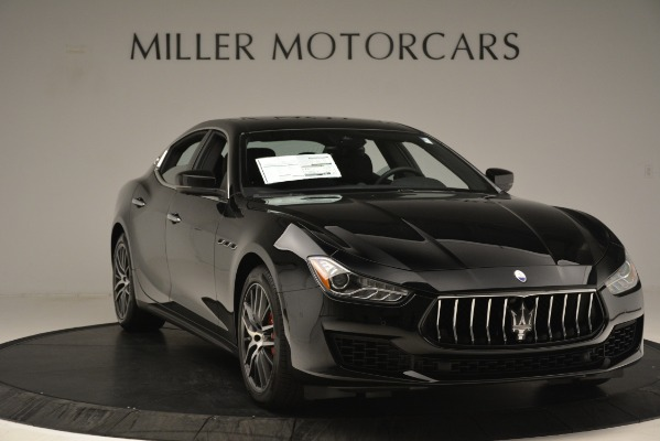 New 2019 Maserati Ghibli S Q4 for sale Sold at Rolls-Royce Motor Cars Greenwich in Greenwich CT 06830 11