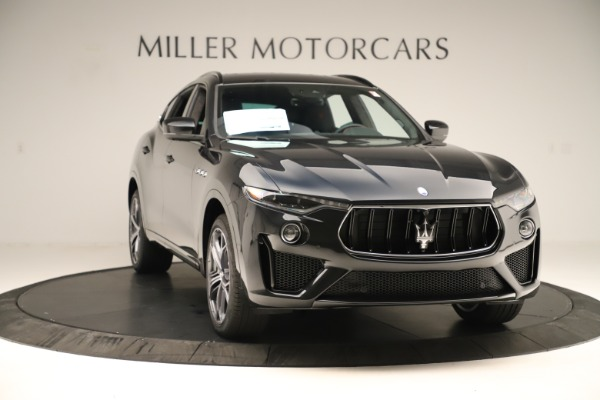 New 2019 Maserati Levante GTS for sale Sold at Rolls-Royce Motor Cars Greenwich in Greenwich CT 06830 11