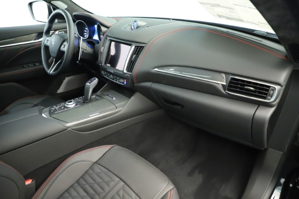 New 2019 Maserati Levante GTS for sale Sold at Rolls-Royce Motor Cars Greenwich in Greenwich CT 06830 22