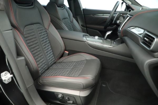 New 2019 Maserati Levante GTS for sale Sold at Rolls-Royce Motor Cars Greenwich in Greenwich CT 06830 24