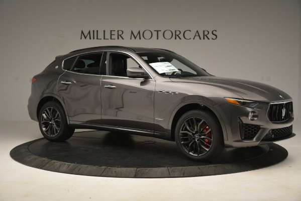 New 2019 Maserati Levante S Q4 GranSport for sale $103,440 at Rolls-Royce Motor Cars Greenwich in Greenwich CT 06830 10