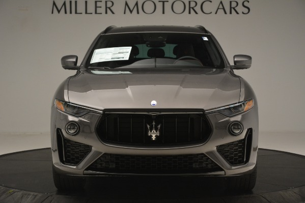 New 2019 Maserati Levante S Q4 GranSport for sale $103,440 at Rolls-Royce Motor Cars Greenwich in Greenwich CT 06830 12