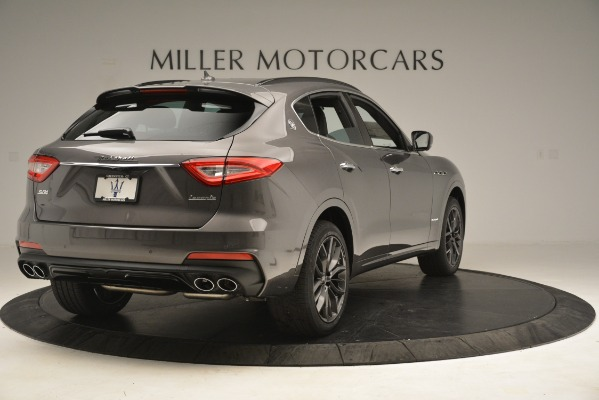 New 2019 Maserati Levante S Q4 GranSport for sale $103,440 at Rolls-Royce Motor Cars Greenwich in Greenwich CT 06830 7