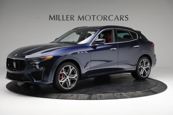 New 2019 Maserati Levante S Q4 GranSport for sale Sold at Rolls-Royce Motor Cars Greenwich in Greenwich CT 06830 2