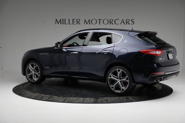 New 2019 Maserati Levante S Q4 GranSport for sale Sold at Rolls-Royce Motor Cars Greenwich in Greenwich CT 06830 4