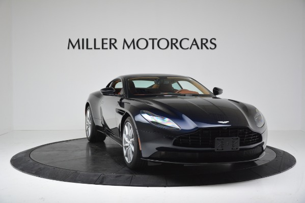 New 2019 Aston Martin DB11 V8 for sale Sold at Rolls-Royce Motor Cars Greenwich in Greenwich CT 06830 11