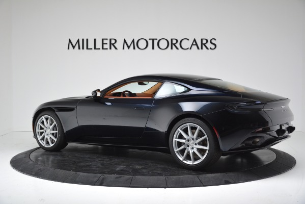 New 2019 Aston Martin DB11 V8 for sale Sold at Rolls-Royce Motor Cars Greenwich in Greenwich CT 06830 4
