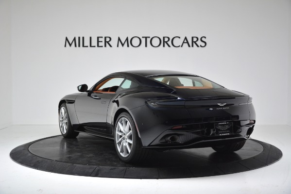 New 2019 Aston Martin DB11 V8 for sale Sold at Rolls-Royce Motor Cars Greenwich in Greenwich CT 06830 5