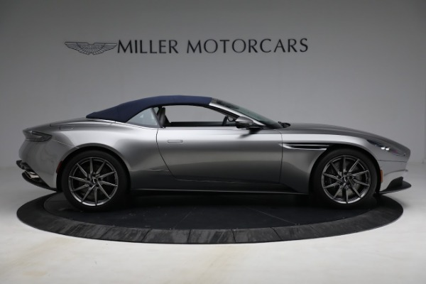 New 2019 Aston Martin DB11 V8 for sale Sold at Rolls-Royce Motor Cars Greenwich in Greenwich CT 06830 18
