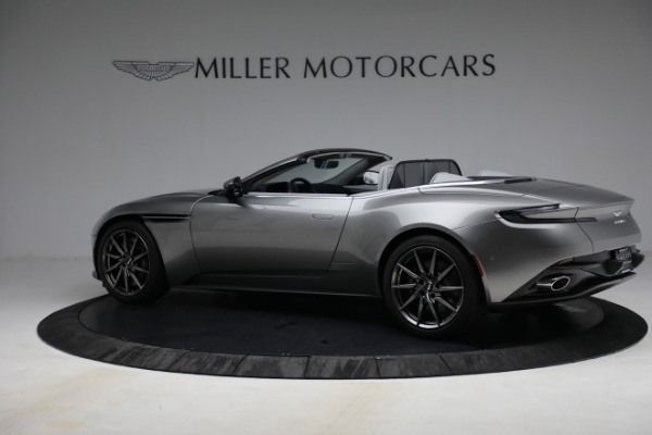 New 2019 Aston Martin DB11 V8 for sale Sold at Rolls-Royce Motor Cars Greenwich in Greenwich CT 06830 3