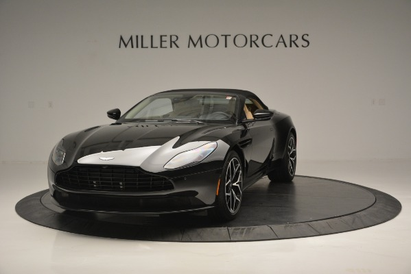 New 2019 Aston Martin DB11 V8 Convertible for sale Sold at Rolls-Royce Motor Cars Greenwich in Greenwich CT 06830 13