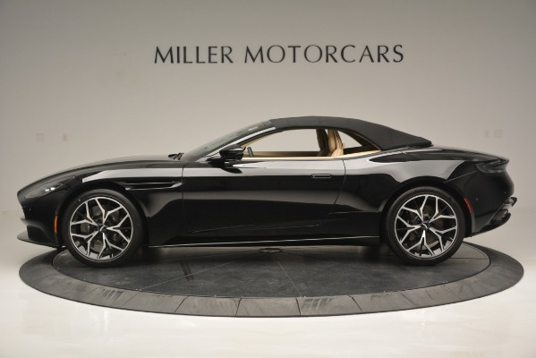 New 2019 Aston Martin DB11 V8 Convertible for sale Sold at Rolls-Royce Motor Cars Greenwich in Greenwich CT 06830 15