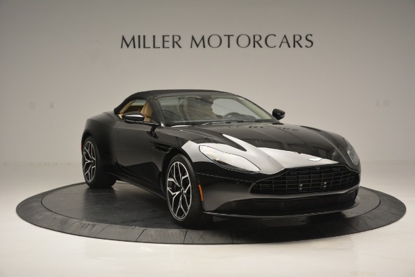 New 2019 Aston Martin DB11 V8 Convertible for sale Sold at Rolls-Royce Motor Cars Greenwich in Greenwich CT 06830 18