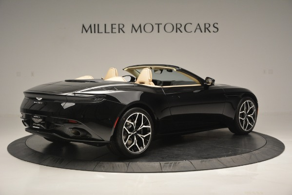 New 2019 Aston Martin DB11 V8 Convertible for sale Sold at Rolls-Royce Motor Cars Greenwich in Greenwich CT 06830 8