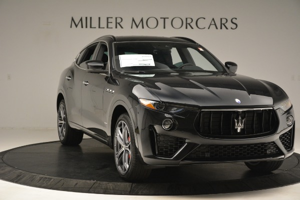 New 2019 Maserati Levante S Q4 GranSport for sale $104,540 at Rolls-Royce Motor Cars Greenwich in Greenwich CT 06830 10