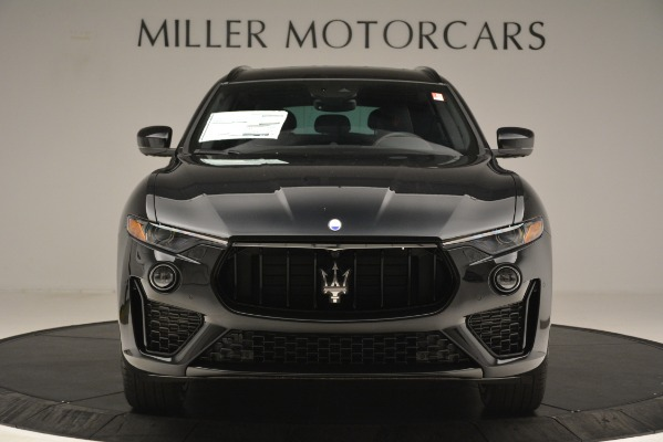 New 2019 Maserati Levante S Q4 GranSport for sale $104,540 at Rolls-Royce Motor Cars Greenwich in Greenwich CT 06830 11