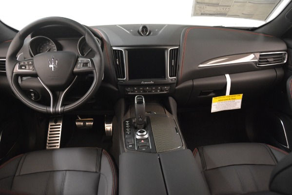 New 2019 Maserati Levante S Q4 GranSport for sale $104,540 at Rolls-Royce Motor Cars Greenwich in Greenwich CT 06830 15