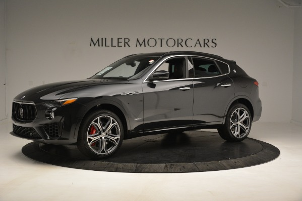 New 2019 Maserati Levante S Q4 GranSport for sale $104,540 at Rolls-Royce Motor Cars Greenwich in Greenwich CT 06830 2