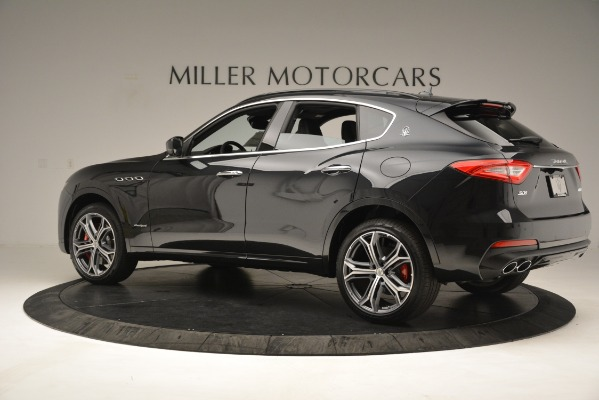 New 2019 Maserati Levante S Q4 GranSport for sale $104,540 at Rolls-Royce Motor Cars Greenwich in Greenwich CT 06830 4